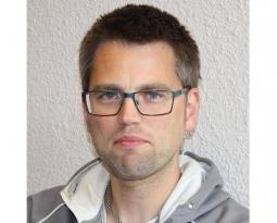 Andreas Årikstad blir ny rektor