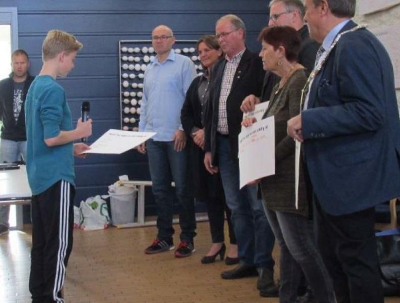 Jærtun-elevar aktive i Barn- og  Unges Kommunestyre