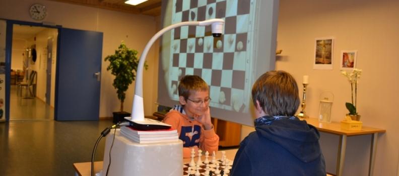 Sjakk på Jærtun