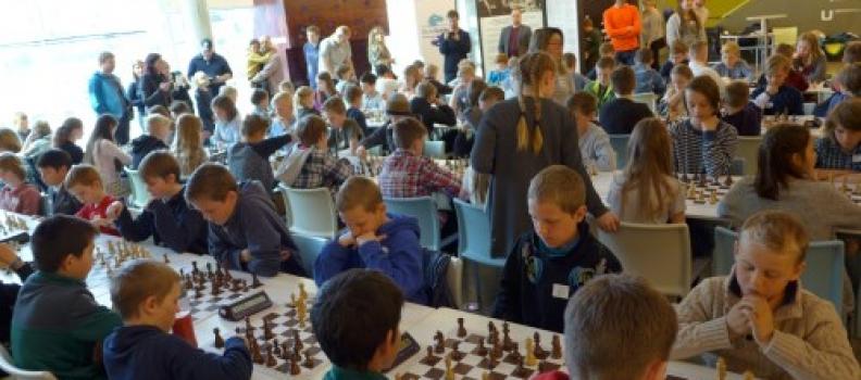 Jærtun-elevar på Norway Chess 2016