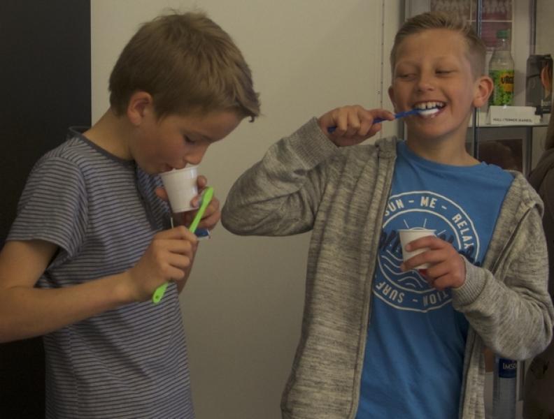 C-klassen hjå Bryne tannklinikk